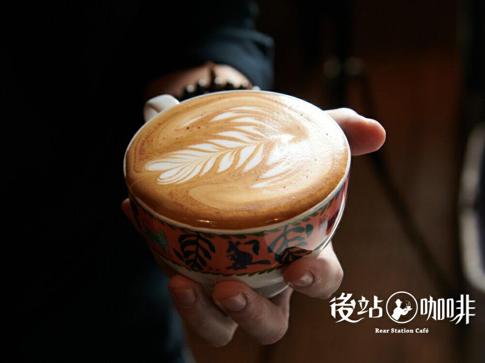 【後站咖啡】卡布奇諾★即買即用★門市取貨★特色咖啡廳★台北車站後站★電子票券
