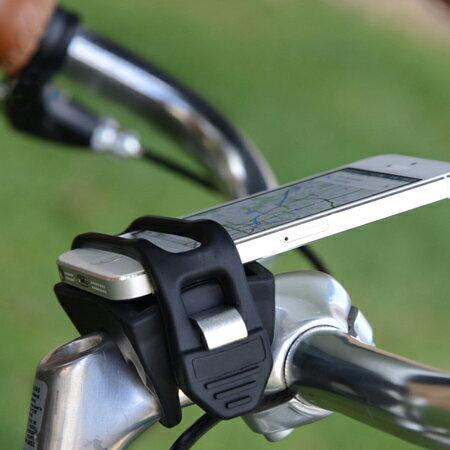 矽膠搭扣多功能自行車手機支架自行車把矽膠搭扣支架手機搭扣