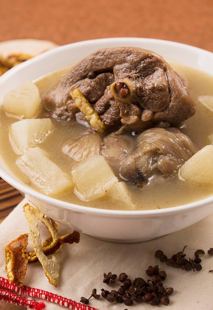【雞鳴而起】一碗姥湯胡椒雞湯 850g