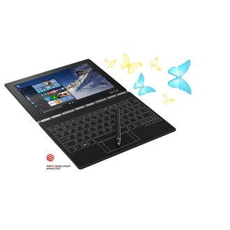 Lenovo Yogabook 旗艦版便攜式 Windows 創新平板電腦