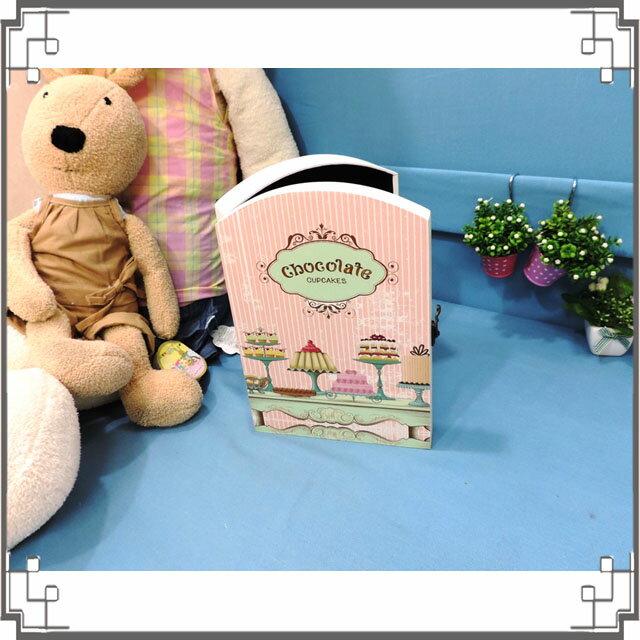 皮革KEY BOX《LK7-2》馬卡龍木製皮革鑰匙盒 收納盒 壁櫃 壁飾 鄉村風家飾◤彩虹森林◥