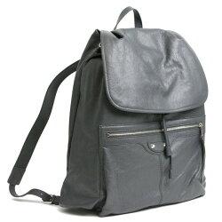 Balenciaga 巴黎世家 Classsic 經典Traveler 大款中性/男款 後背包 灰色