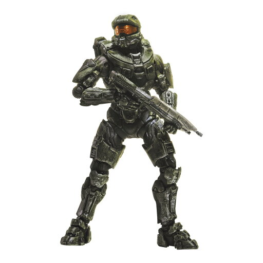 "Halo 5 Guardians Series 1 5"" Action Figure Master Chief 9a6649bcecd3fa4ac092030b724035c5"