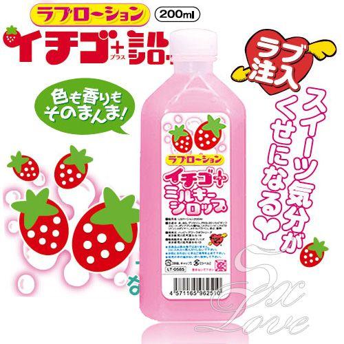 潤滑液情趣潤滑液-日本原裝進口. NPG 香甜草莓糖漿情趣潤滑液-潤滑液