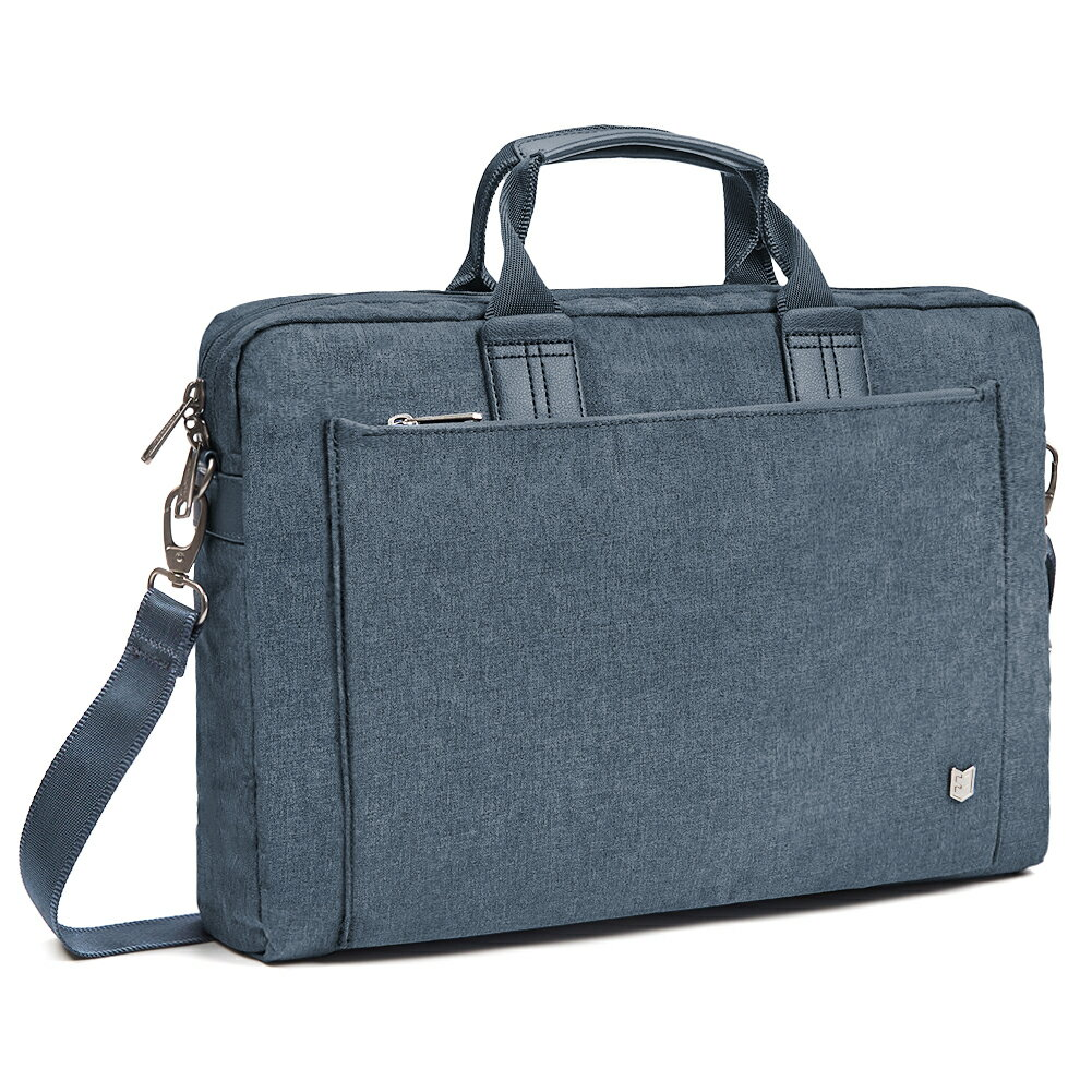 483b788fb02b Evecase City 15 - 15.6 inch Laptop Briefcase Messenger Bag, Professional  Water Resistant Business Laptop Shoulder bag for Apple ASUS Acer Samsung  Dell ...
