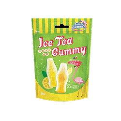 百靈QQ軟糖- 水果冰茶口味80g【愛買】