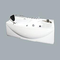 HCG按摩浴缸含水龍頭附左牆(只限左排)/F2417B4SL