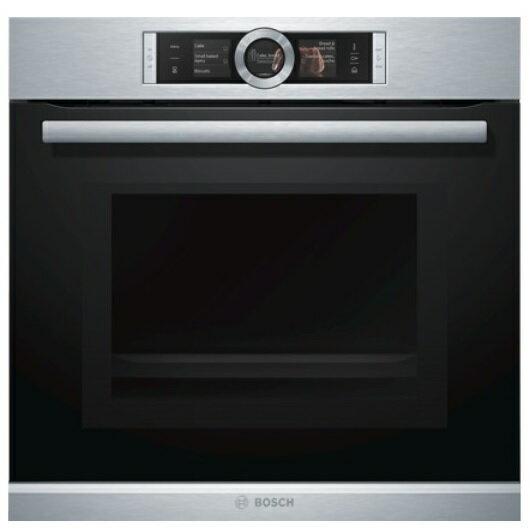 BOSCH 博世 HNG6764S1  60公分複合式微波蒸氣烤箱 (BOSCH 8系列) ※熱線07-7428010