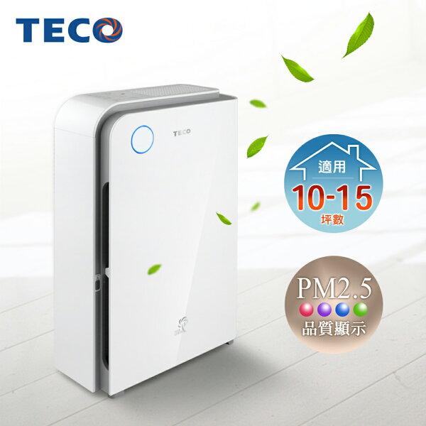 TECO東元高效負離子空氣清淨機NN4101BD