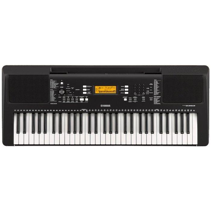 公司貨免運 YAMAHA PSR-E273 電子琴(附贈全套配件,特別加贈大延音踏板 / 鍵盤保養組超值配件)【唐尼樂器】 1