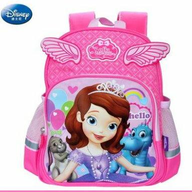 正版Disney 迪士尼蘇菲亞公主 兒童書包 幼兒後背包SS80006