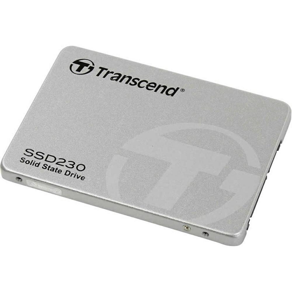 【會員限量最高現折$850】Transcend 創見 230S 128G SATA3 2.5吋 SSD 固態硬碟