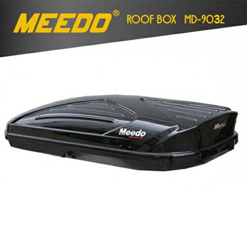 【露營趣】安坑特價 MEEDO MD-9032 車頂行李箱 黑 420L 車頂箱 旅行箱