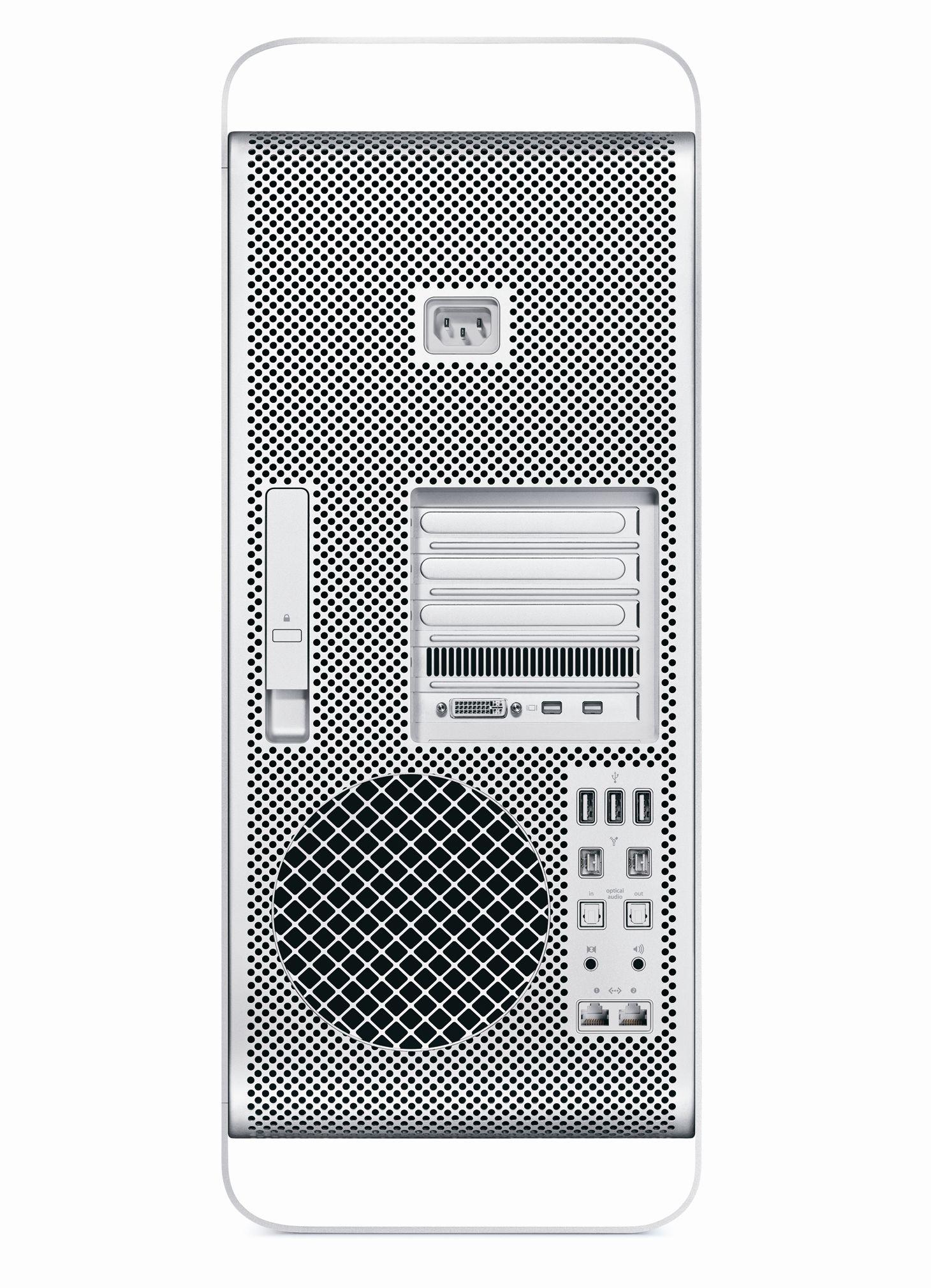 Refurbished Apple A Grade Desktop Computer Mac Pro Server 1 x 3.2GHz Quad Core Xeon W3565 (Nehalem) Processor (4 cores) (Mid 2012) MD772LL/A 8 GB DDR4 1 TB HDD Sierra 10.12 Includes Keyboard & Mouse 2