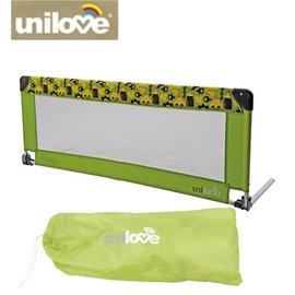 *babygo*英國 unilove 可折式床圍/床護欄【綠色】Limeade