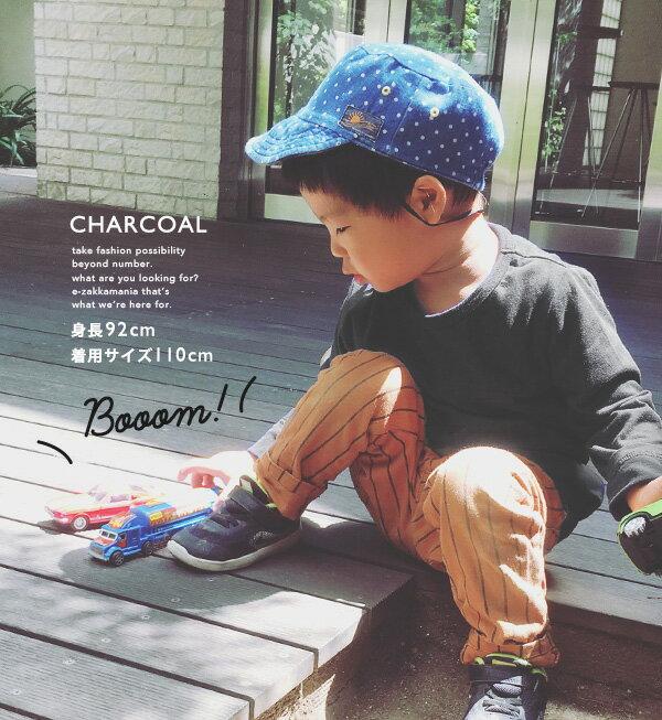 日本e-zakka / 素色兒童長袖T恤 / 60560-1801348 / 日本必買 代購 / 日本樂天直送(1200) 6