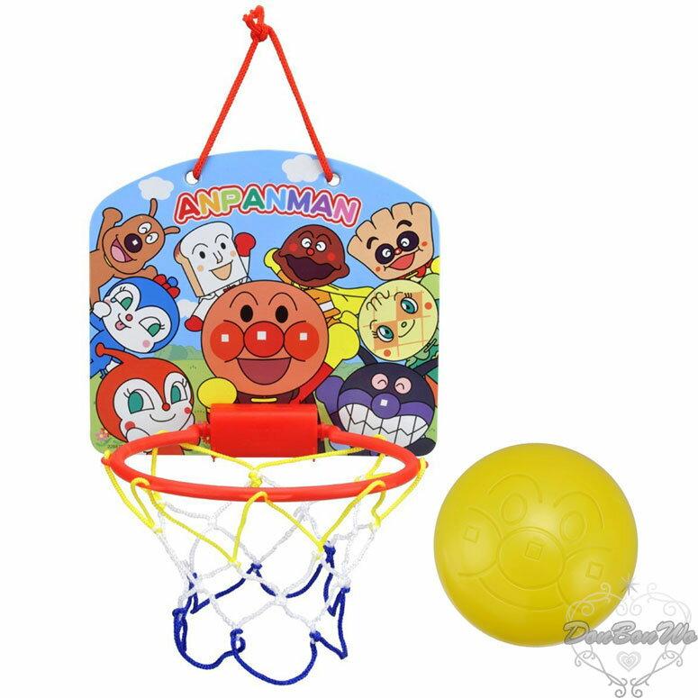 BAIDAN萬代麵包超人幼兒室內迷你投籃玩具組924858海渡 過年玩具