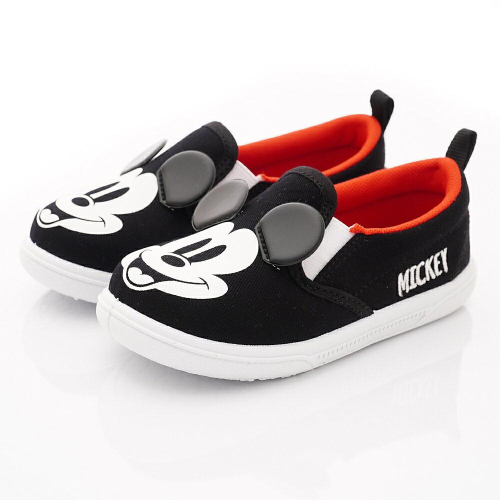 迪士尼童鞋 米奇休閒鞋款 119833黑 (中小童段) 1