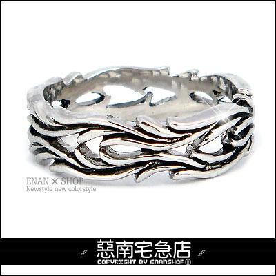 惡南宅急店【0224C】 特搜 合金戒指『日系流暢』可當情侶對戒 單戒價