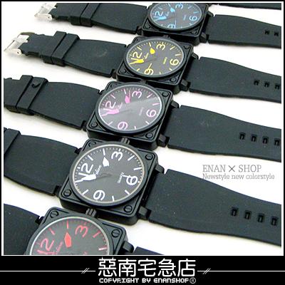 惡南宅急店【0236F】首爾漫遊?高磅軍用風『軍旅設計』情侶對錶可?單支價