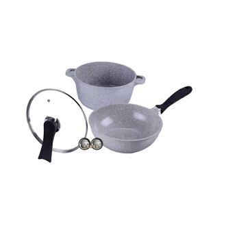 德朗牌 岩燒鍋組 DEL-2200