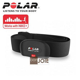 ::bonJOIE:: 美國進口 Polar WearLink Nike + Transmitter Standard 軟式心跳帶 (全新盒裝) 心跳傳輸器 傳感器 Nike plus Sportba..