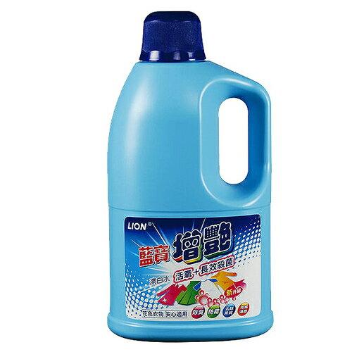 藍寶 增豔漂白水 2000ml