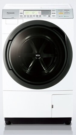 Panasonic 國際牌 10.5公斤 洗脫烘滾筒洗衣機 NA~VX73 ^(GL左開