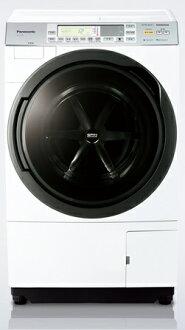 Panasonic 國際牌 10.5公斤 洗脫烘滾筒洗衣機 NA-VX73 (GL左開/GR右開) / ECONAVI智慧節能科技
