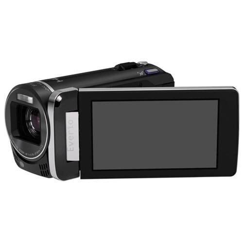 "JVC HDMI Everio GZ-HM860 Digital Camcorder with 10x Optical Zoom, 3.5"" LCD, 16 GB Flash Memory, Flashlight, Speaker, Video Light, Black 1"