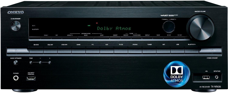 全新 ONKYO TX-NR636 藍光擴大機