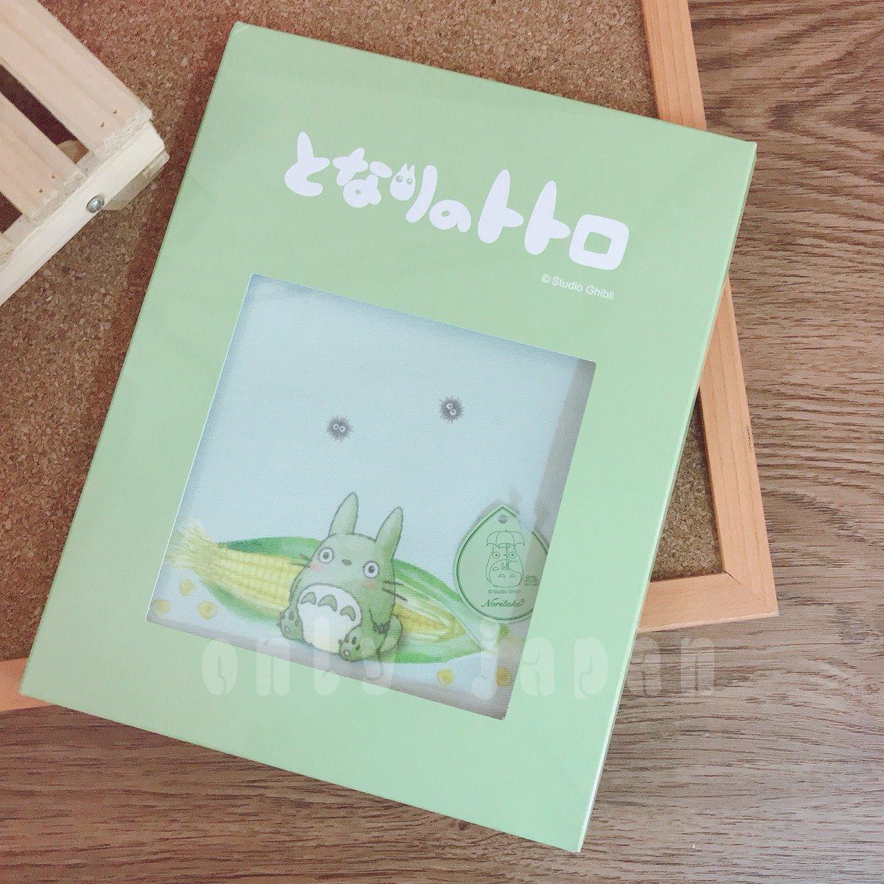 【真愛日本】18032600025 日本製下午茶餐墊-蔬果彩繪玉米 宮崎駿 龍貓 TOTORO 餐墊 桌墊