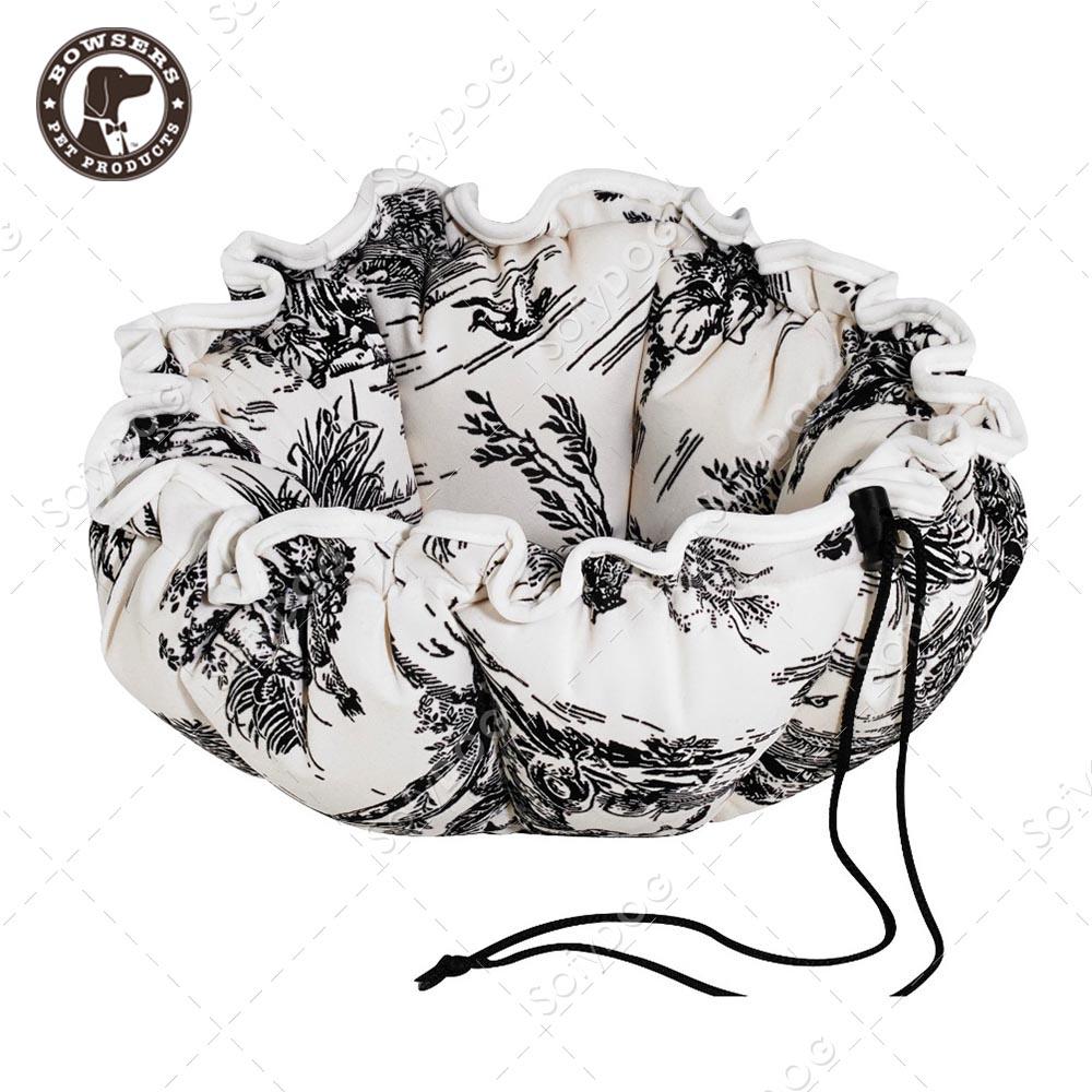 BOWSERS杯型極適寵物床-中國風-S