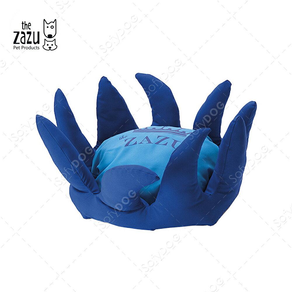 The Zazu繽紛皇冠造型睡床-三色可選(藍 / 桃紅 / 紅) 0