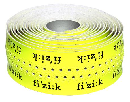 【7號公園自行車】FIZIK SUPERLIGHT GLOSSY 超輕量化把帶 螢光黃 光滑面 可清洗