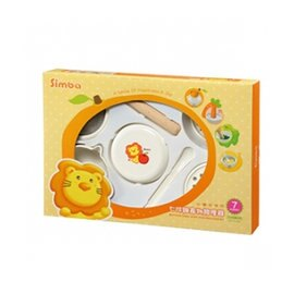 Simba小獅王辛巴 - 七件組食物調理器