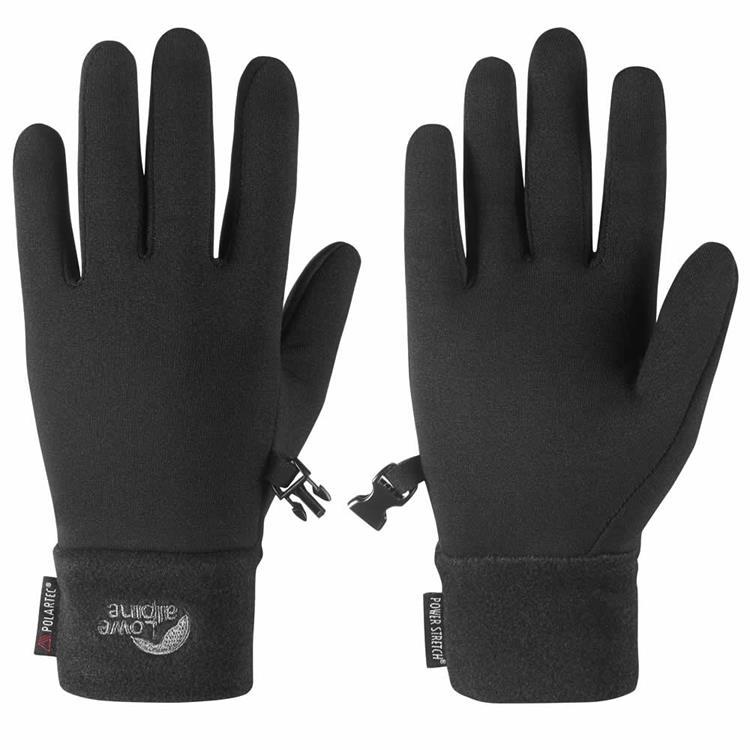 Lowe Alpine 彈性保暖手套/登山手套 Power Stretch Glove 女款 GAG45