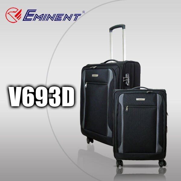 【加賀皮件】EMINENT 雅仕 萬國通路 可擴充加大 28吋布箱 旅行箱 行李箱 V693D