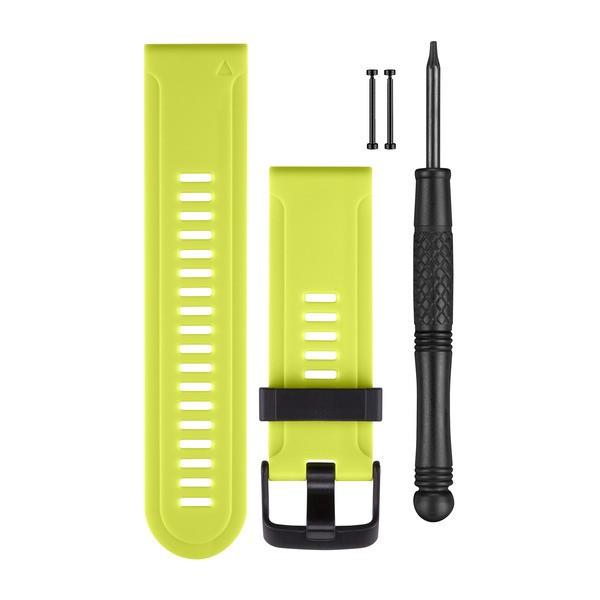 【山姆數位】【現貨 附發票 公司貨】Garmin Fenix 3 矽膠錶帶(綠色)