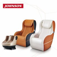 父親節禮物推薦【母親節組合】喬山JOHNSON 小匠沙發按摩椅 A282 + 在一起秀腿機RT1889