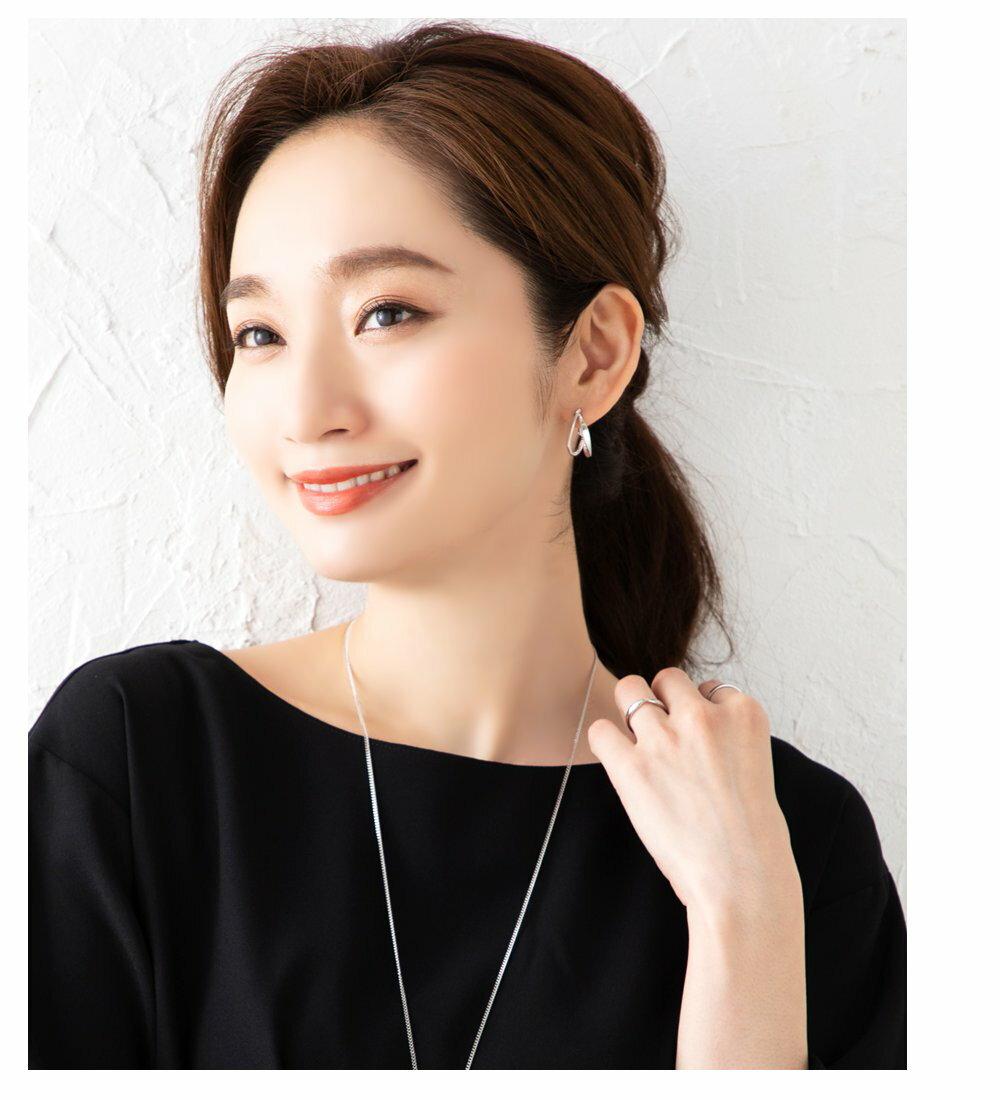 日本Cream Dot  /  925簡約扭結戒指  /  p00008  /  日本必買 日本樂天代購  /  件件含運 7