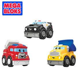 【限量特價】MEGA BLOKS 美高造型積木小汽車 (單台)【悅兒園婦幼生活館】