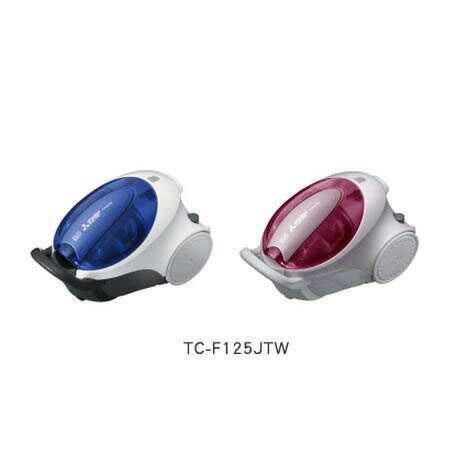 【滿3千,15%點數回饋(1%=1元)】三菱 Mitsubishi 吸塵器 TC-F125JTW