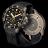 TISSOT天梭 Seastar海星300米專業潛水錶 T1204173705101 2