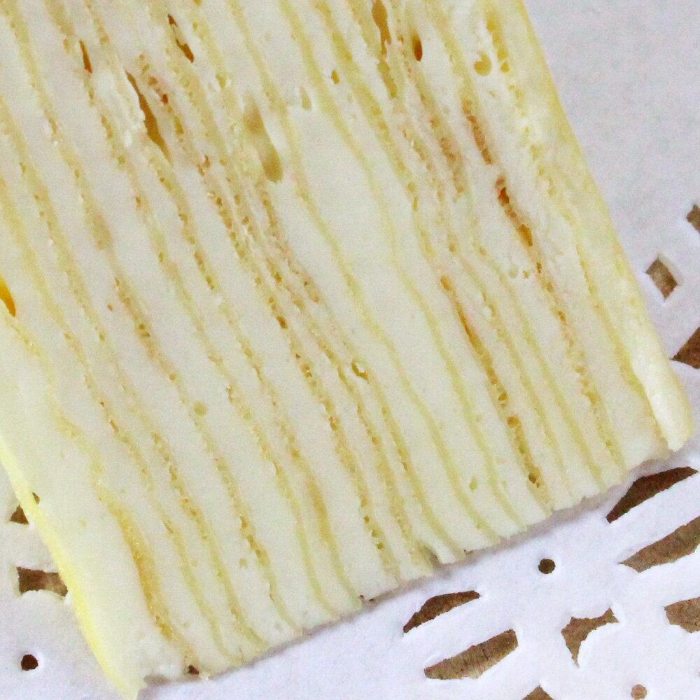 新品上市【塔吉特】法式牛奶千層(8吋)★APP下單滿1000領券折100 5