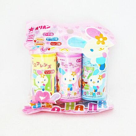 【敵富朗超巿】小耳兔迷你3入糖(內含玩具) - 限時優惠好康折扣