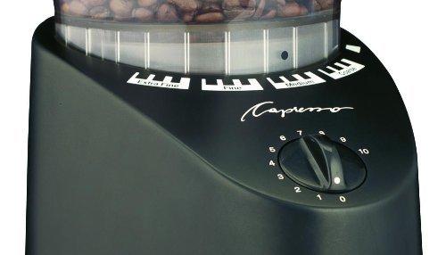 【領券再折100 】 瑞士進口 Capresso 卡布蘭莎多段式錐形磨豆機 CP-560 (超商免運) 公司貨保固一年