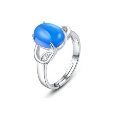 925純銀戒指鑲鑽銀飾~簡潔亮眼民俗風 母親節生日情人節 女飾品73dx4~ ~~米蘭 ~