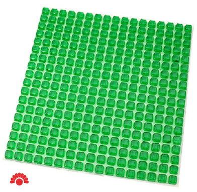 【銀元氣屋】銀髮族專用 綠晶矽膠高級坐墊