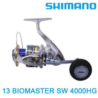 漁拓釣具13 BIOMASTER SW 4000HG